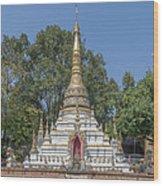 Wat Chai Monkol Phra Chedi Dthcm0860 Wood Print