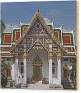 Wat Phrasri Mahathat Ubosot Dthb1464 Wood Print