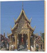 Wat Saen Muang Ma Luang Phra Wihan Dthcm0618 Wood Print