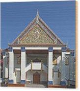 Wat Thewasunthon Preaching Hall Or Sala Kan Prien Dthb1422 Wood Print