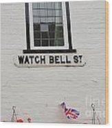 Watch Bell Street Rye Wood Print
