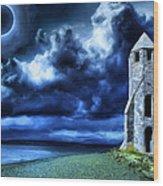 Watchtower Wood Print