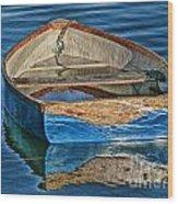 Water-logged Wood Print