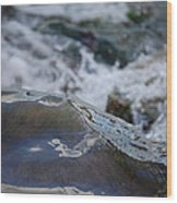 Water Mountain 1 By Jrr Wood Print