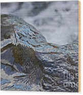 Water Mountain 2 By Jrr Wood Print