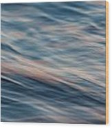 Water Movement - Abstract Wood Print by Matt Dobson
