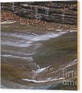Water Slide Wood Print