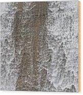 Water Vail Wood Print
