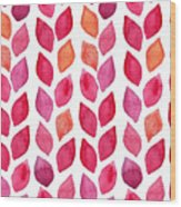 Watercolor Seamless Pattern. Colorful Wood Print