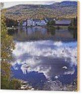Waterville Valley 1 Wood Print