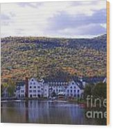 Waterville Valley 2 Wood Print