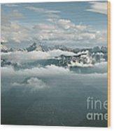 Watzmann Hochkalter Reiter Alpe Wood Print