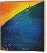 Wayfarer Series Lucky 7 Wood Print
