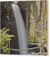 Wayside Grist Mill 7 Wood Print