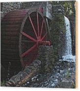 Wayside Inn II Wood Print