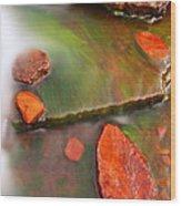 Weano Gorge - Karijini Np 2am-111702 Wood Print