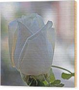 Wedding Flower Wood Print