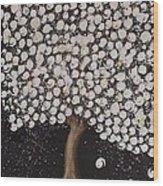 Wedding Tree Wood Print