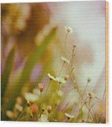 Weeded Desire - Light Wood Print