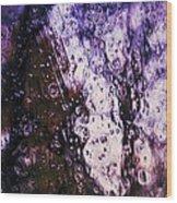 Weeping Pane Wood Print