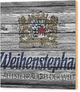 Weihenstephan Wood Print