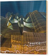 Weisman Art Museum Wood Print