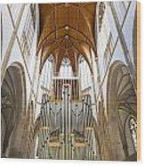 Wesel Organ Wood Print
