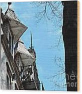 West Chester Pa 7 Wood Print