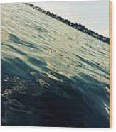 West Gate Lakes II Wood Print