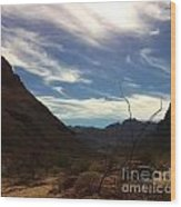 West Grand Canyon Wood Print