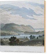 West Point, 1780 Wood Print