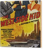 West Side Kid, Us Poster, From Left Don Wood Print