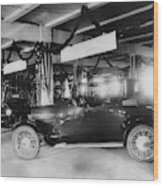 Westcott Automobiles, 1917 Wood Print