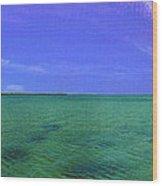 Western Australia Busselton Jetty Wood Print