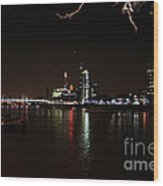 Westminster - London Wood Print