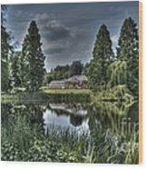 Weston Park Wood Print
