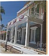 Whaley House Old Town San Diego Wood Print