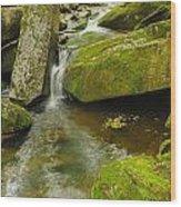 When Peace Like A River Wood Print