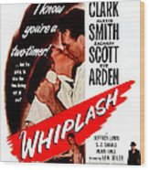 Whiplash, Us Poster, From Top Dane Wood Print