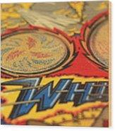 Whirl Wood Print