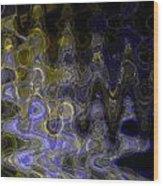 Whirly Whirls 3 Wood Print