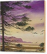 Whisper Of Dawn Wood Print
