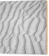 White Sands 10 Wood Print