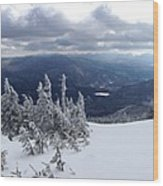 Whiteface Mountain View On Sale Now Wood Print