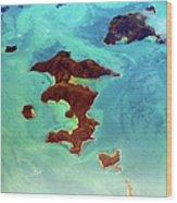 Whitsunday Islands Wood Print