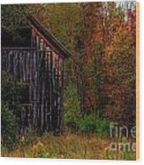 Wilderness Barn Wood Print