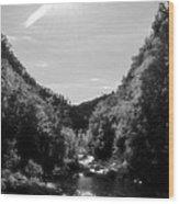 Wilderness Of Appalachia Wood Print