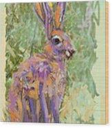 Wildlife Haas Wood Print
