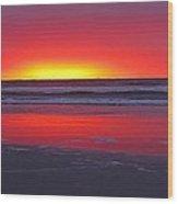 Wildwood Sunrise Dreaming Wood Print