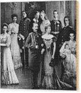 Wilhelm II (1859-1941) Wood Print